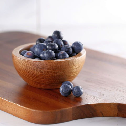 Organic Blueberries - Milk and Eggs