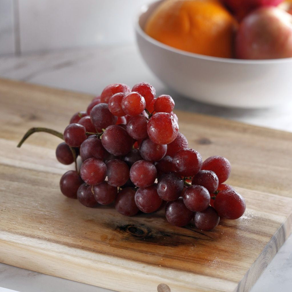 Organic Grapes Red Seedless - Milk and Eggs