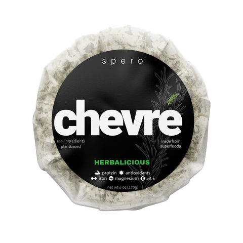 Spero Chevre Cheese Herbalicious
