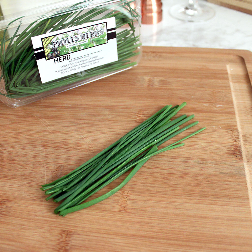 Herb Chives - Milk and Eggs