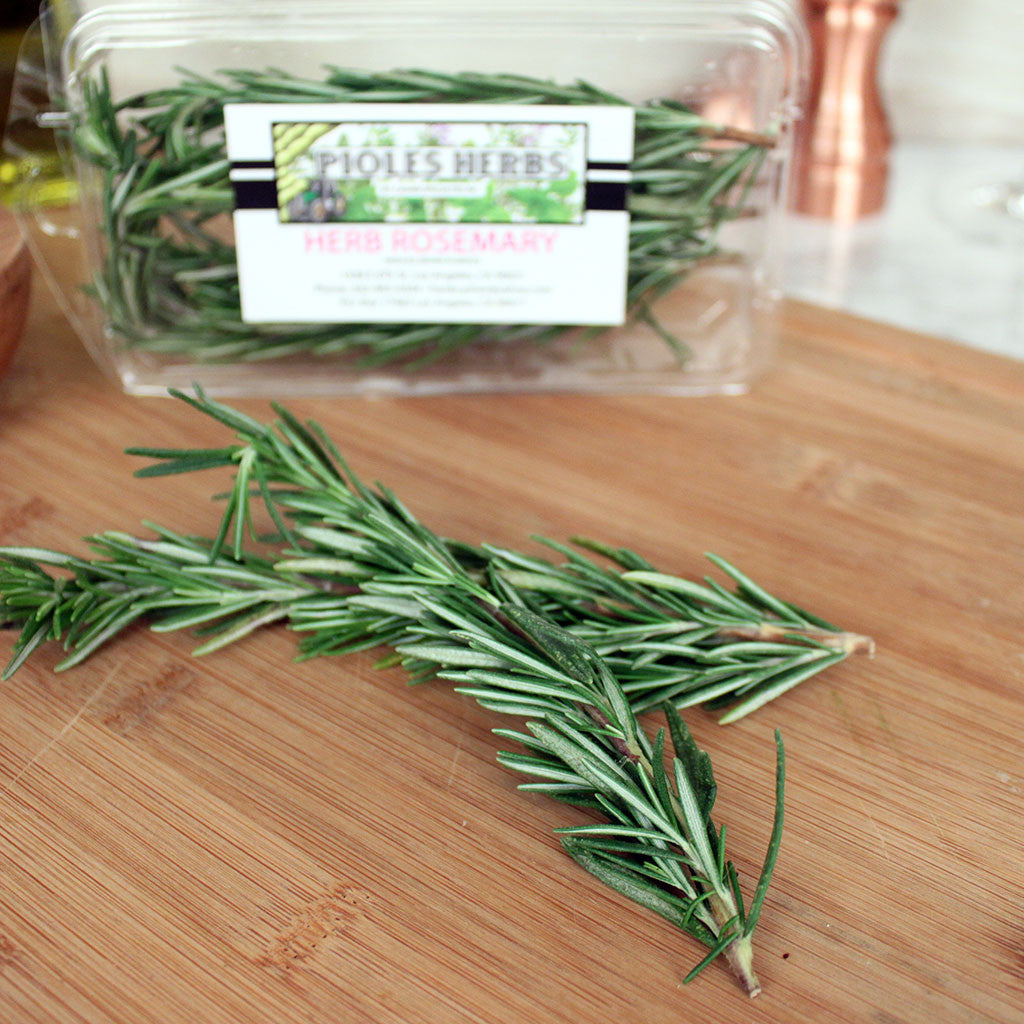 Herb Rosemary - Milk and Eggs