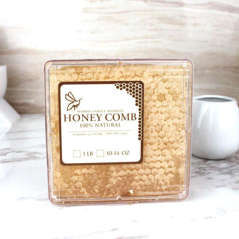 Honey - Harris Family Apiaries Honeycomb Box