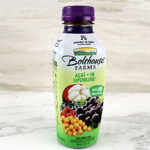 Bolthouse Farms Acai +10 Superblend - Milk and Eggs - 1