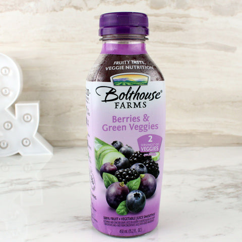 Bolthouse Farms Berries & Green Veggies - Milk and Eggs - 1