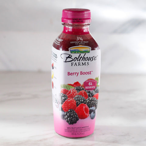 Bolthouse Farms Berry Boost - Milk and Eggs - 1