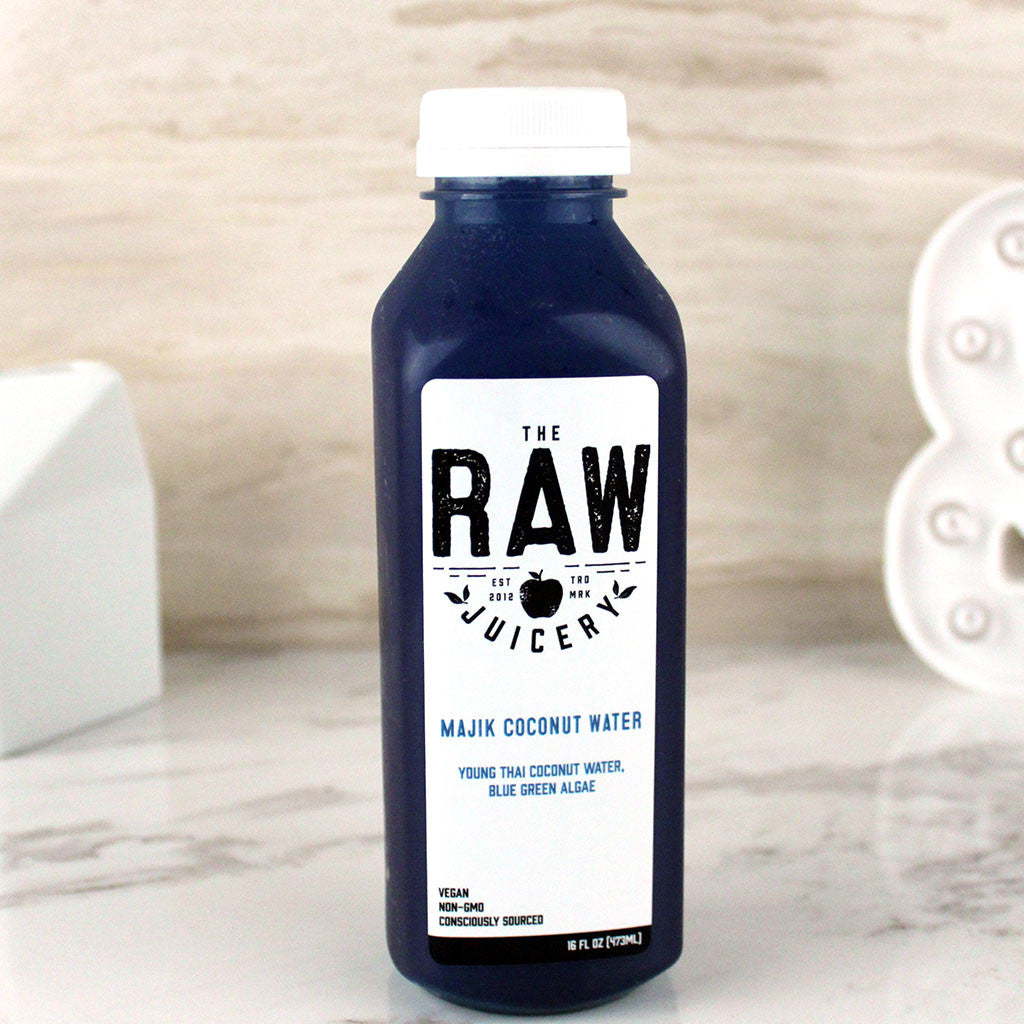 Raw Juicery Majik Coconut Water - Milk and Eggs - 1