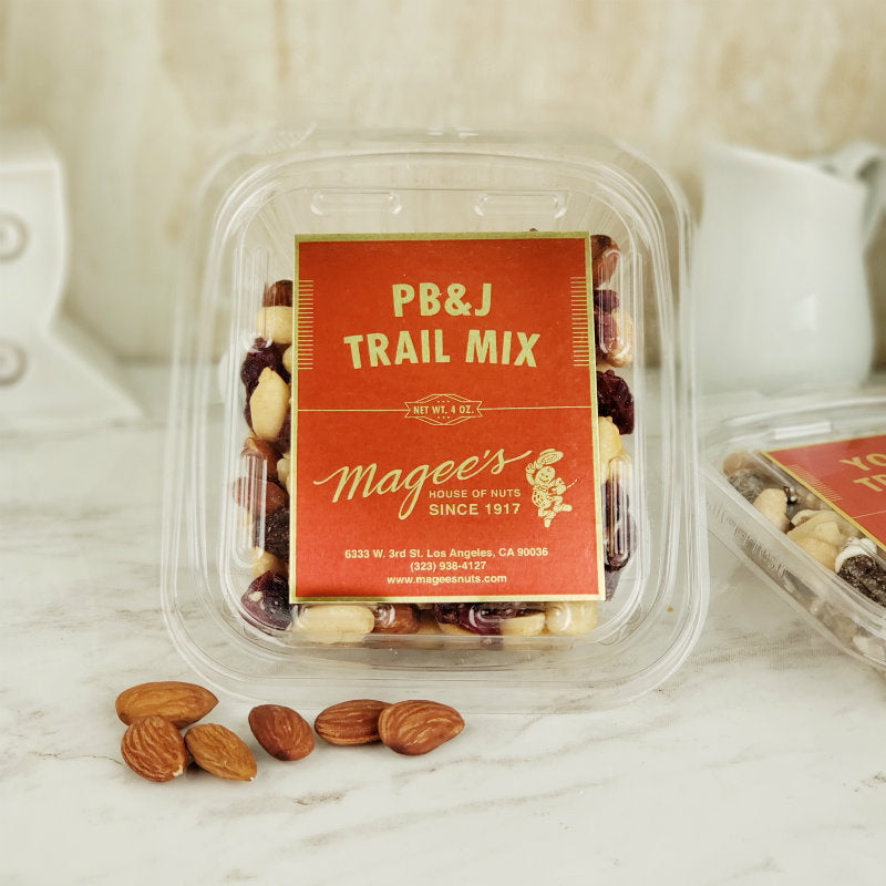 Magee's Nuts PB&J Trail Mix 4 oz