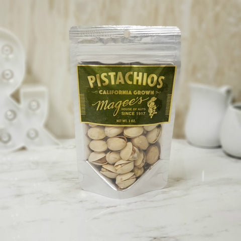Magee's Nuts Pistachios 3 oz