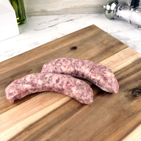 Aged Butchery Maple Breakfast Sausages 2ct - Milk and Eggs