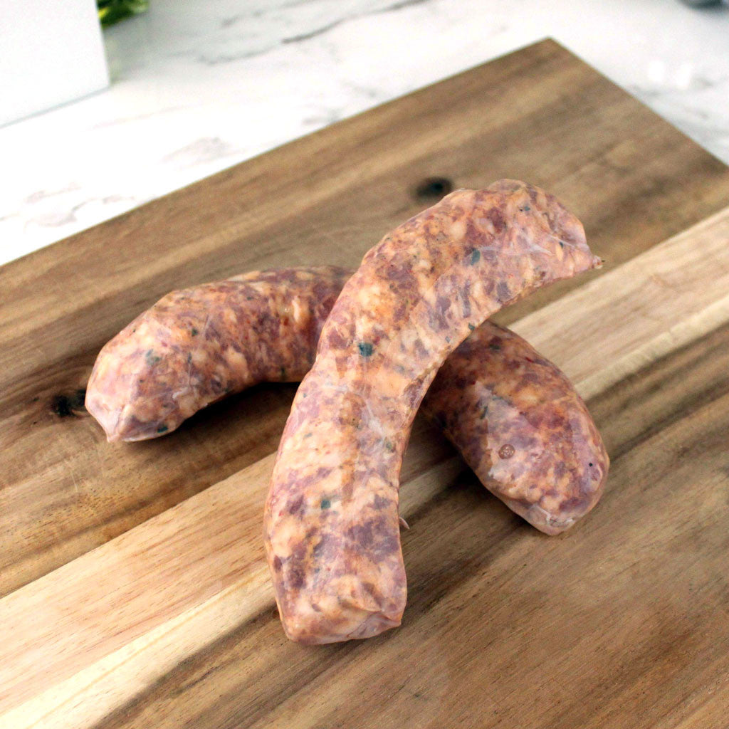 Aged Butchery Thai Sai Oua Sausages 2ct - Milk and Eggs