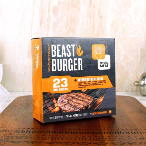 Meat - Beyond Meat Beast Burger