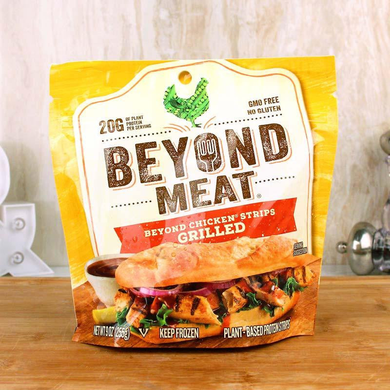 Meat - Beyond Meat Chicken-Free Grilled Strips