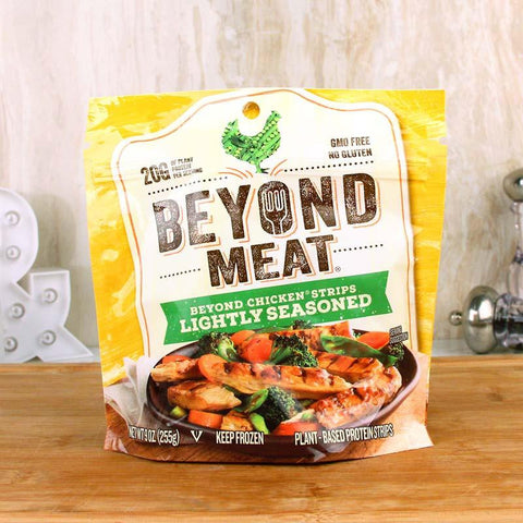 Meat - Beyond Meat Chicken-Free Lightly Seasoned Strips