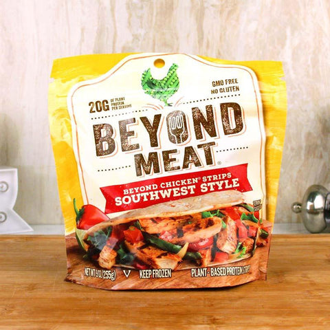 Meat - Beyond Meat Chicken-Free Southwest Style Strips