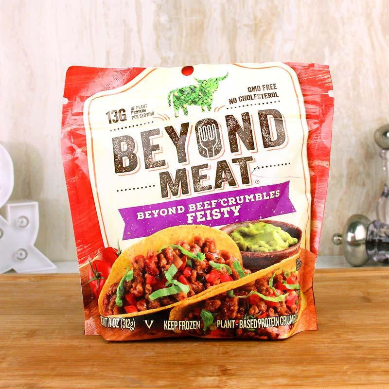 Beyond Meat Fiesty Beef-Free Crumble