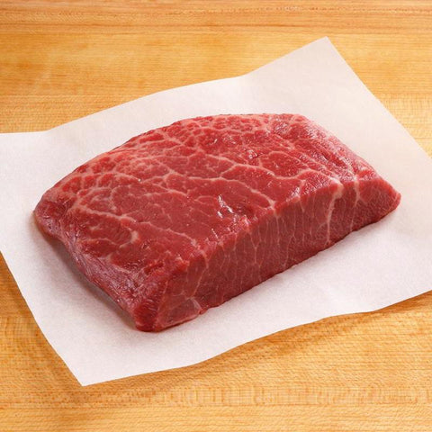 Meat - Flat Iron Steak California Grass Fed 8 Oz