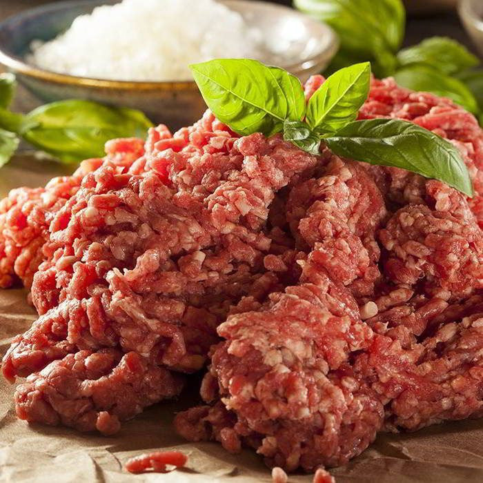 Meat - Ground Beef Lean Blend Grass Fed