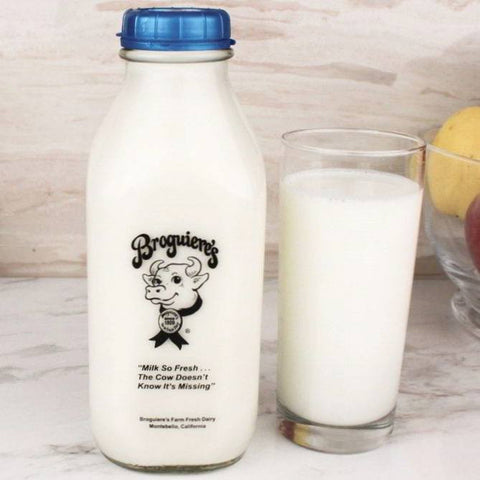 Milk - Broguiere's 2% Reduced Fat Milk