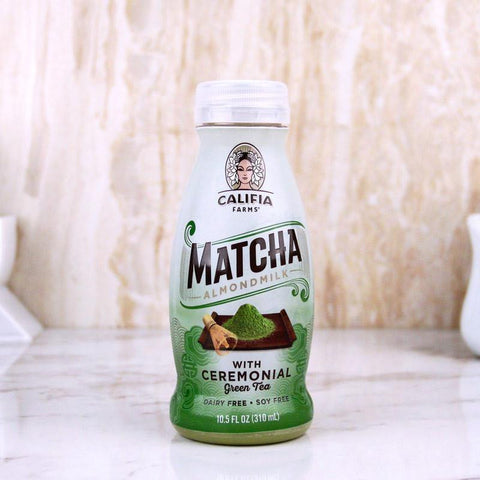 Milk - Califia Farms Almondmilk Matcha 10.5 Oz