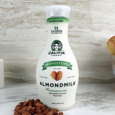 Califia Farms Almondmilk Unsweetened 48oz - Milk and Eggs - 1