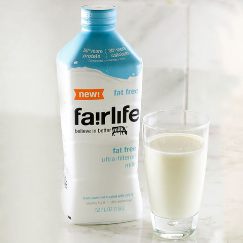 Fairlife Fat Free Ultra-Filtered Milk - Milk and Eggs - 1