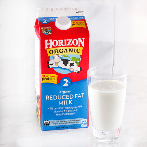 Horizon Organic 2% Reduced Fat Milk - Milk and Eggs - 1