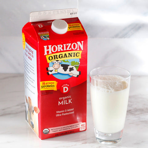 Horizon Organic Whole Milk - Milk and Eggs - 1