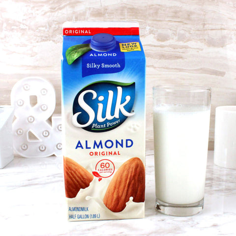 Silk Almond Milk Original - Milk and Eggs - 1