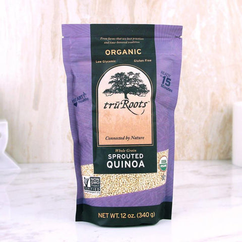 Nuts - TruRoots Organic Sprouted Quinoa