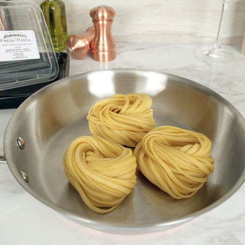 Domenico's Fresh Pasta Linguine 12oz - Milk and Eggs