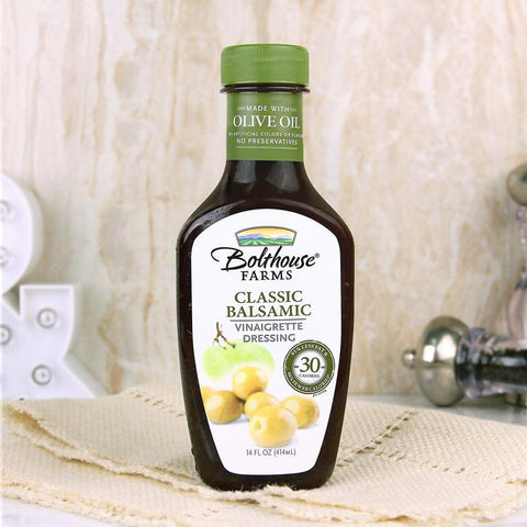 Sauce - Bolthouse Farms Classic Balsamic Vinaigrette Dressing