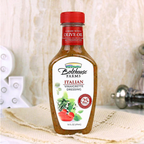 Sauce - Bolthouse Farms Italian Vinaigrette Dressing