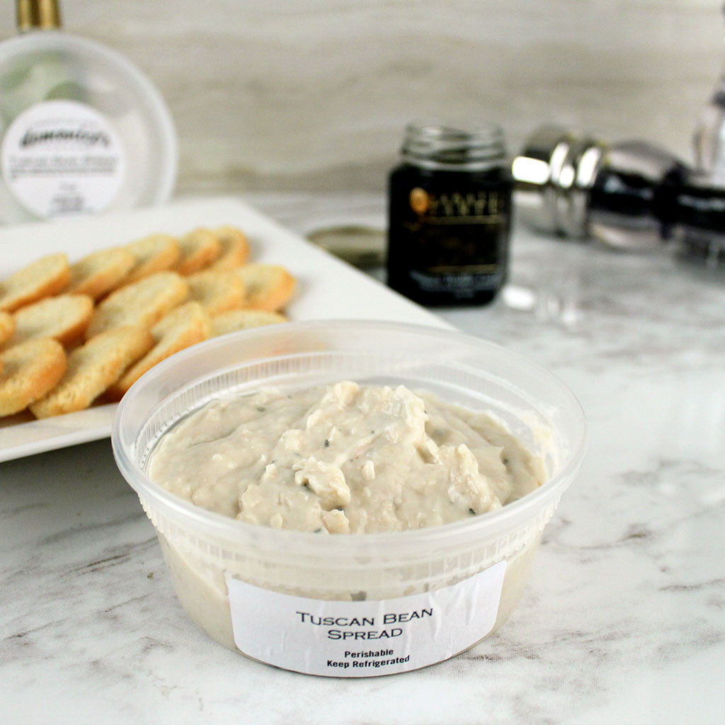Domenico's Tuscan Bean Spread 7oz - Milk and Eggs - 1