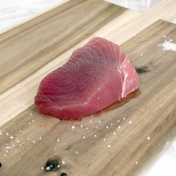 Ahi tuna fresh sushi grade 6 oz milk and eggs for Sushi grade fish