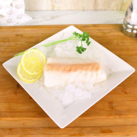 Seafood - Cod Fillet Wild Pacific Frozen 6 Oz
