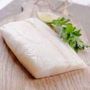 Halibut Fresh 8 oz - Milk and Eggs