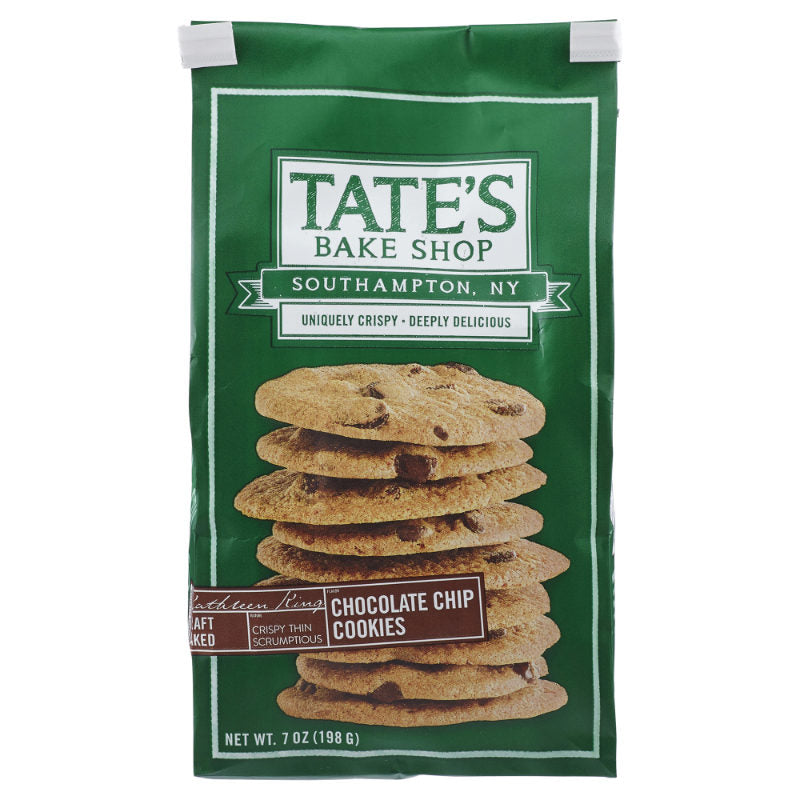 Tate's Bake Shop Cookies Chocolate Chip