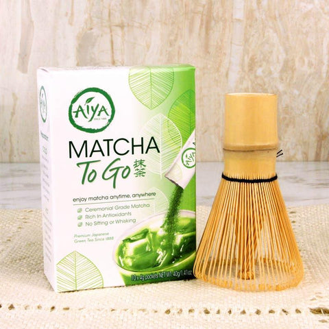 Tea - Aiya America Matcha To Go Stick Pack