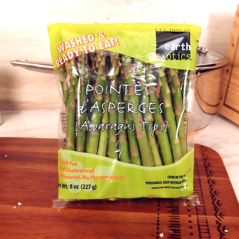 AMS Asparagus Tips 8oz - Milk and Eggs - 1