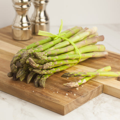 Asparagus Bunch - Milk and Eggs