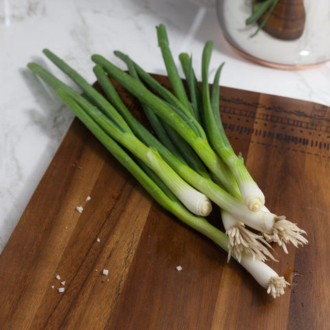 Green Onion Bundle - Milk and Eggs