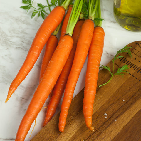Organic Carrots Bunch - Milk and Eggs