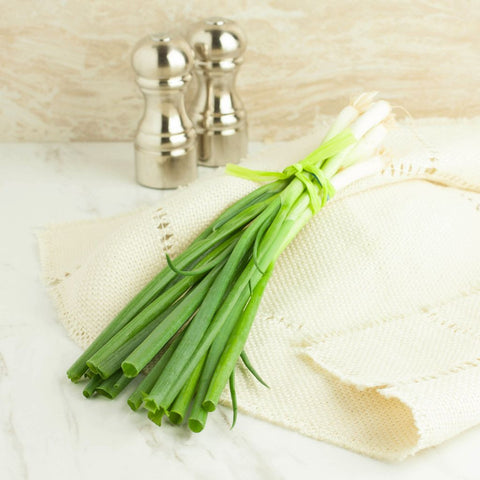 Organic Green Onion Bundle - Milk and Eggs