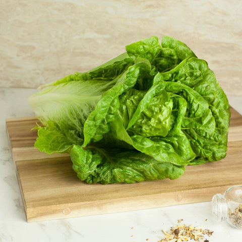 Organic Lettuce Romaine - Milk and Eggs