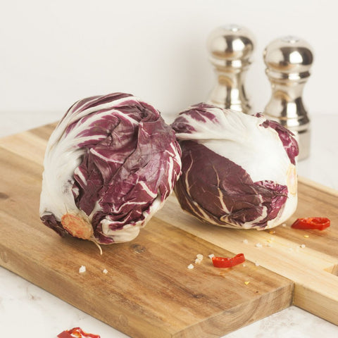 Organic Radicchio - Milk and Eggs