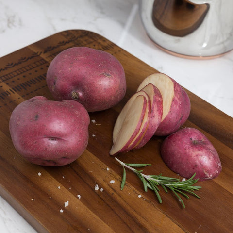 Organic Red Potatoes 5lb - Milk and Eggs