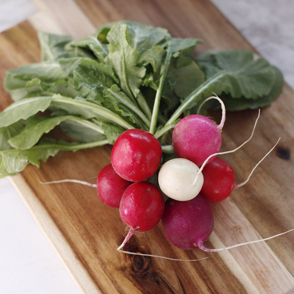 Radish Bunched - Milk and Eggs