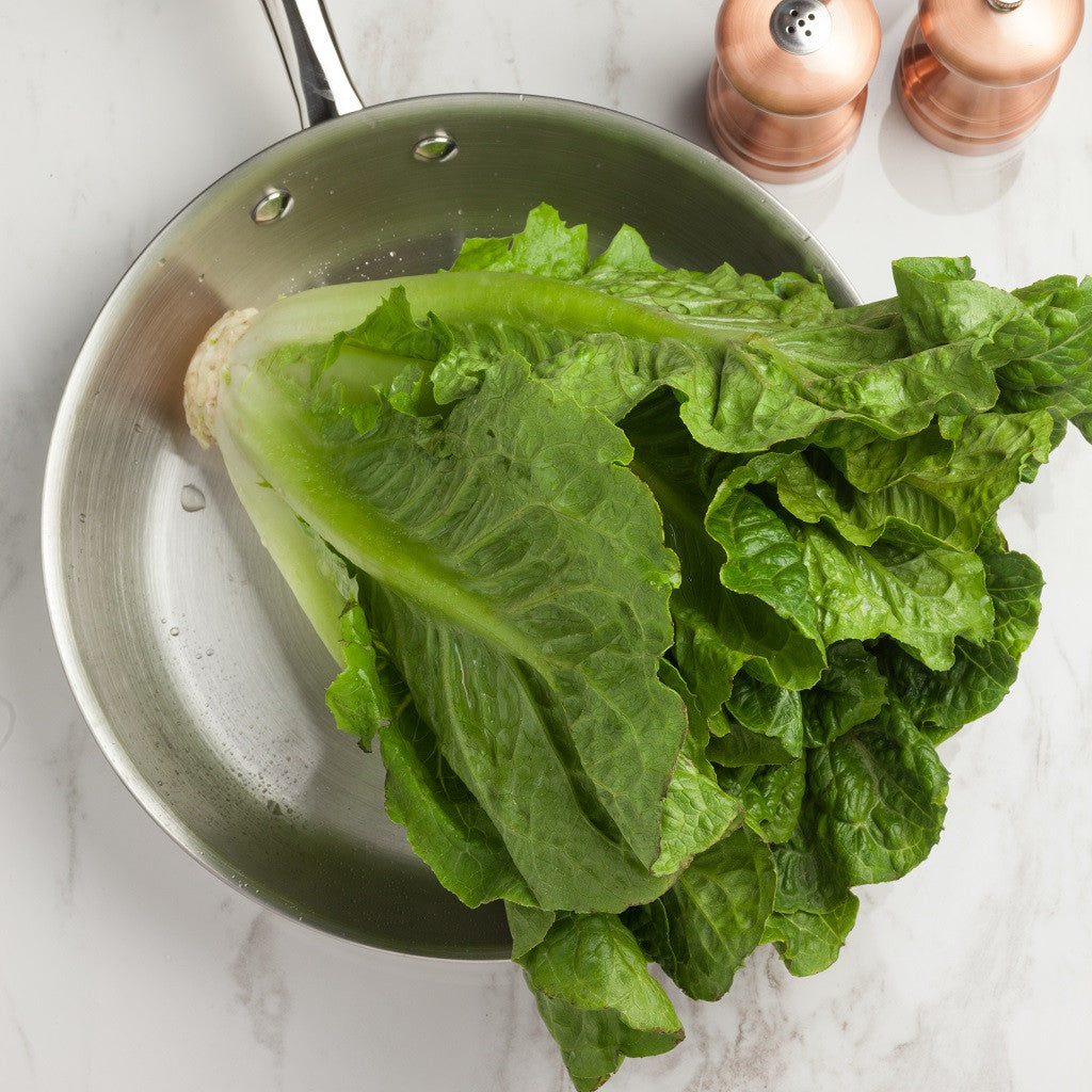 Romaine Lettuce - Milk and Eggs