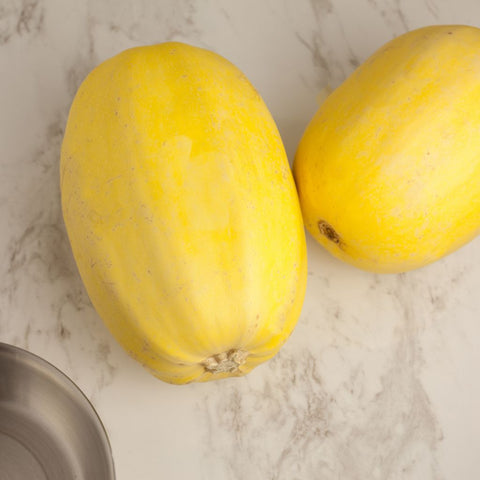 Spaghetti Squash - Milk and Eggs