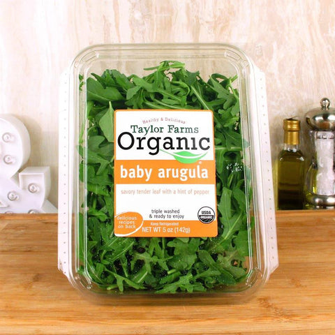 Vegetable - Taylor Farms Organic Baby Arugula Salad